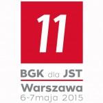 Logotyp konferencji BGK dla JST 2015