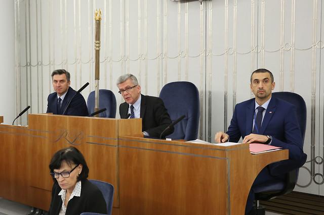 3. posiedzenie Senatu RP